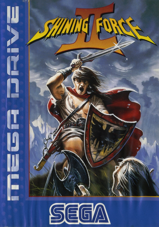 SEGA Genesis Game Cover Image