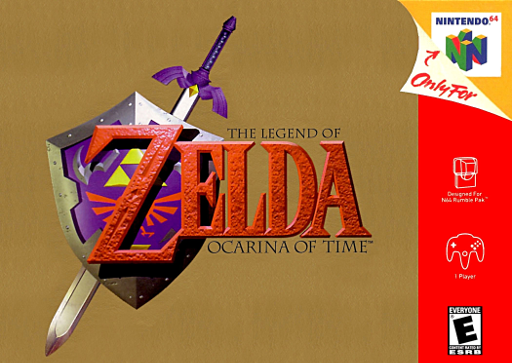 N64 Game Cover Image