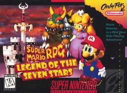 SUPER NES Game Cover Image
