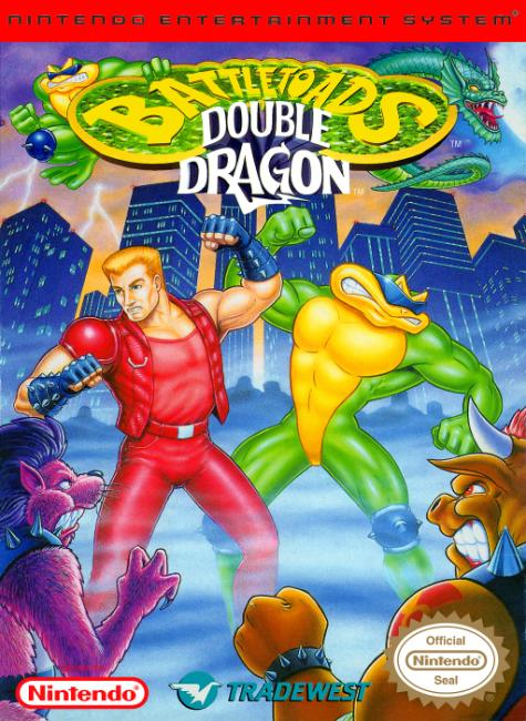 Battletoads: Double Dragon