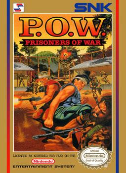 P.O.W. Prisoners of War