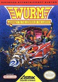 Wurm: Journey to the Center of the Earth!