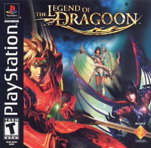 The Legend of Dragoon - v1.1